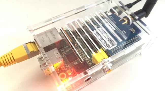 FHEM mit Debian Jessie und Busware SCC installieren
