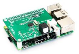 DigiPlus für RaspberryPi B+