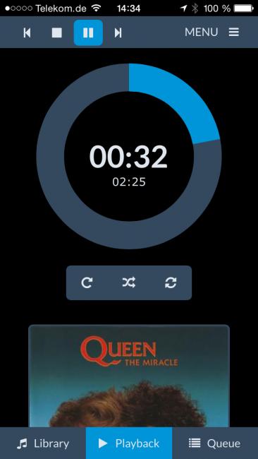 RuneAudio iOS