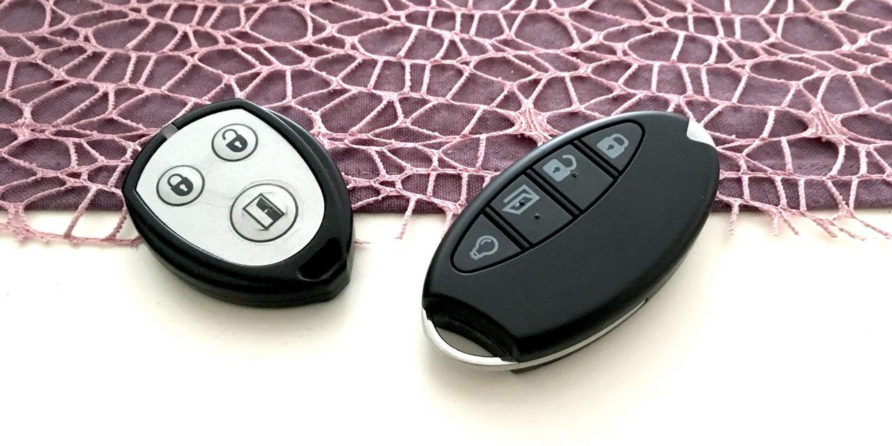 Handsender an KeyMatic anlernen