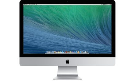Apple iMac Performancesteigerung mit externer SSD