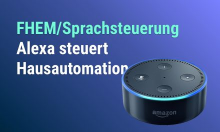 FHEM hört jetzt auf Alexa / Amazon Echo