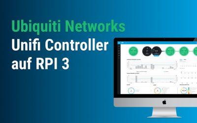 Unifi Controller auf Raspberry Pi 3 (RPI3) installieren