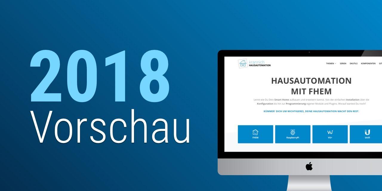 Auf geht's in ein neues Jahr – blog.krannich.de 2018