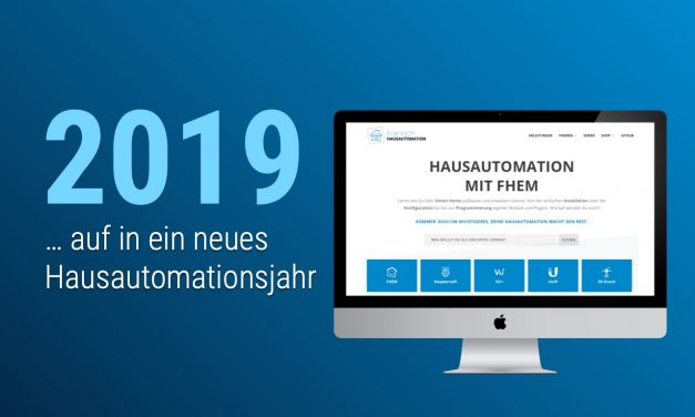 Hausautomation 2019