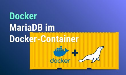 MariaDB im Docker-Container